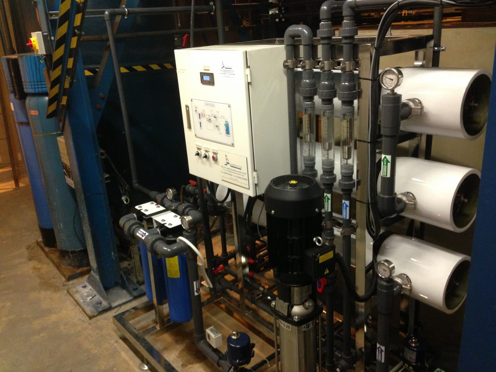 Reverse Osmosis Membranes And Systems Membracon