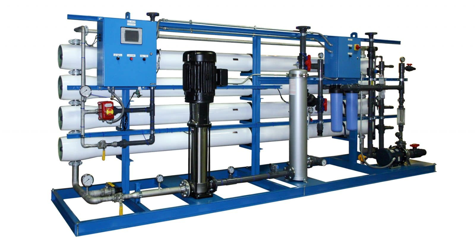 Reverse Osmosis Membranes and systems