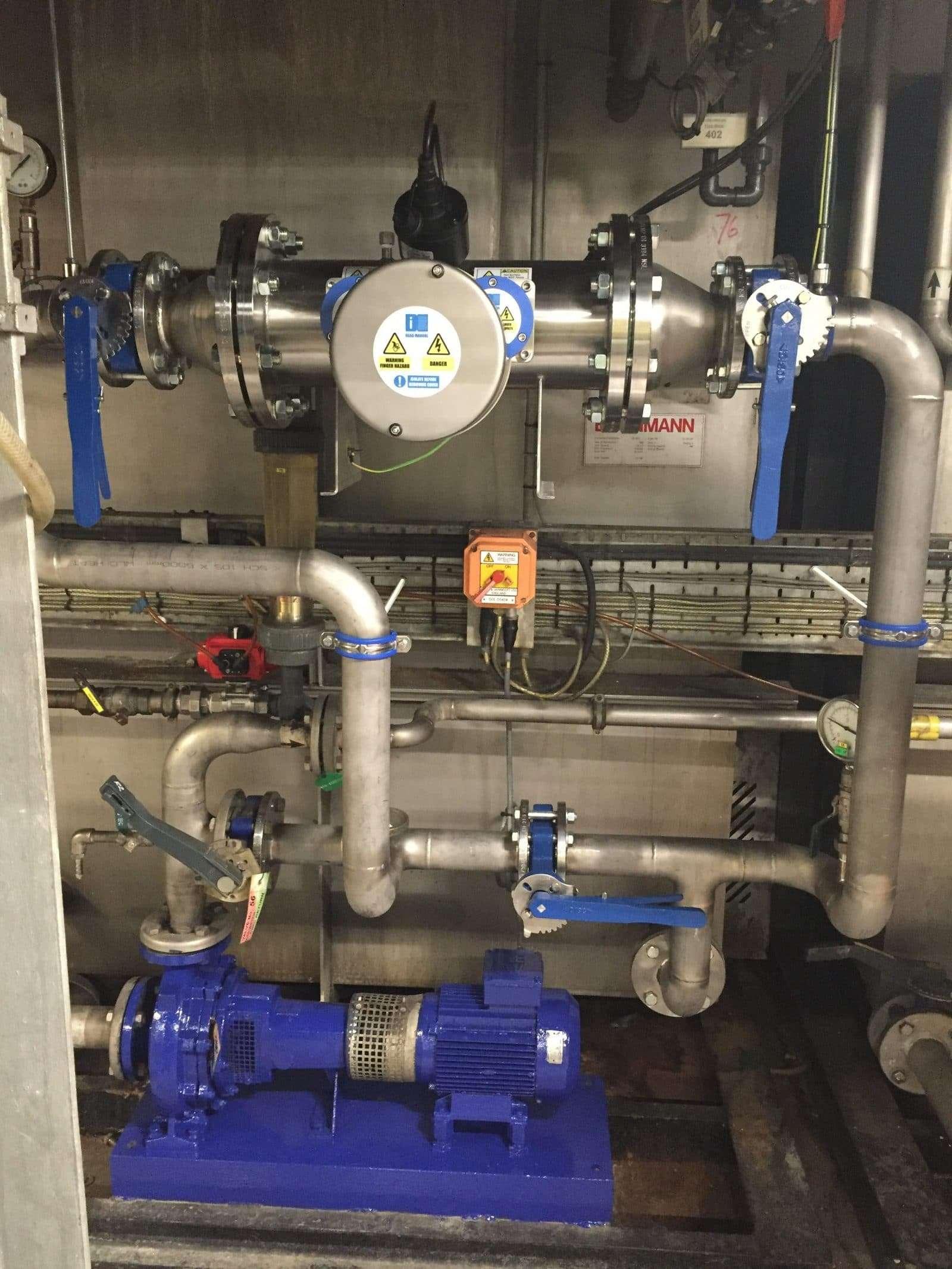 UV Unit Automotive System