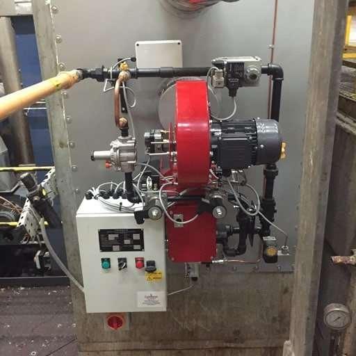 Service of Industrial Burner & Heat Exchanger