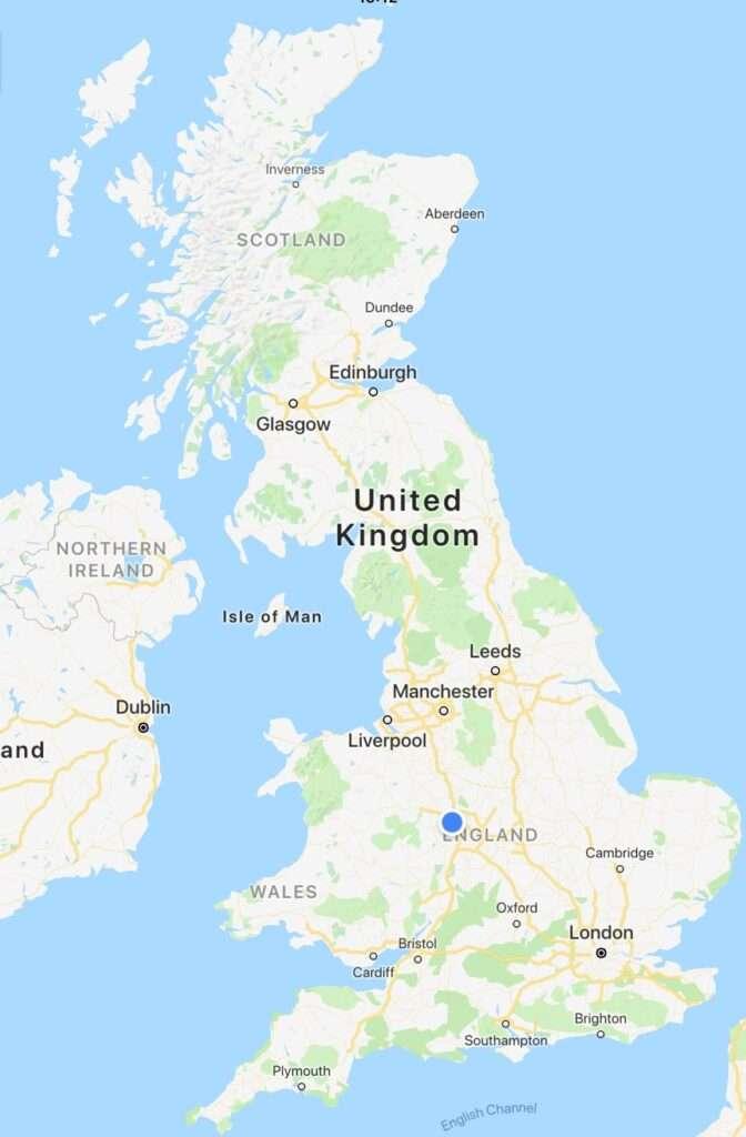 Service whole of United Kingdom