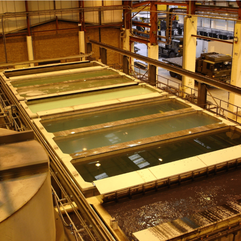 Water Treatment For The Finishing Sector | Membracon | Wolverhampton West Midlands
