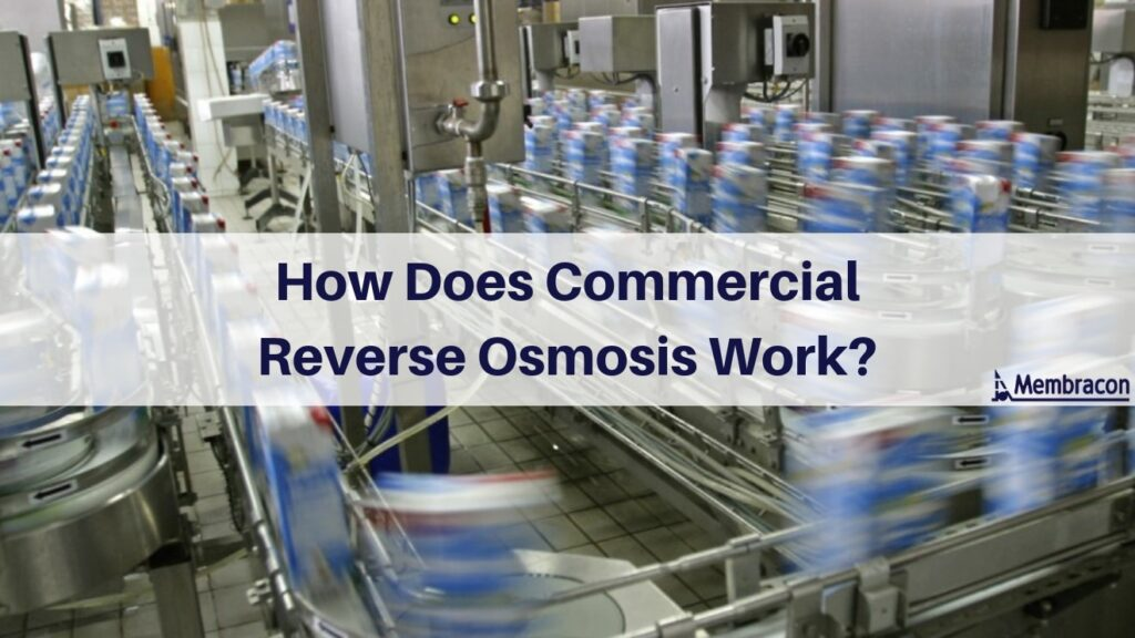 Reverse Osmosis Commercial Use Water Filtration | Membracon | Wolverhampton West Midlands