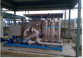 water filtration systems wastewater management industrial