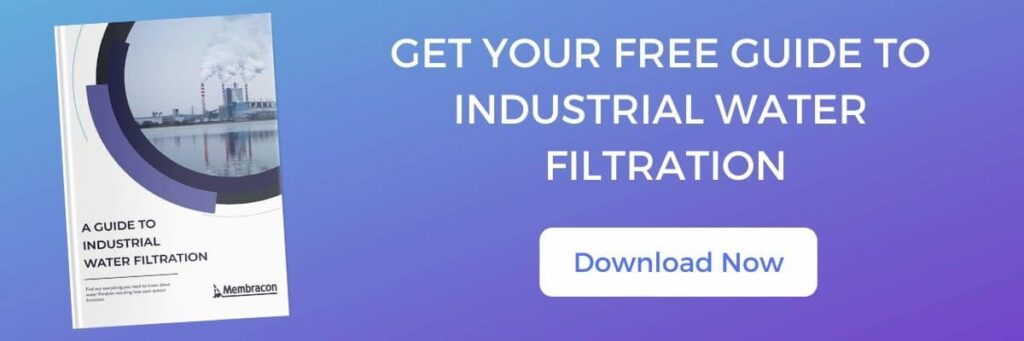 Free Guide To Industrial Water Filtration