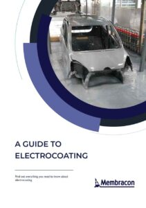 A guide to Electrocoating