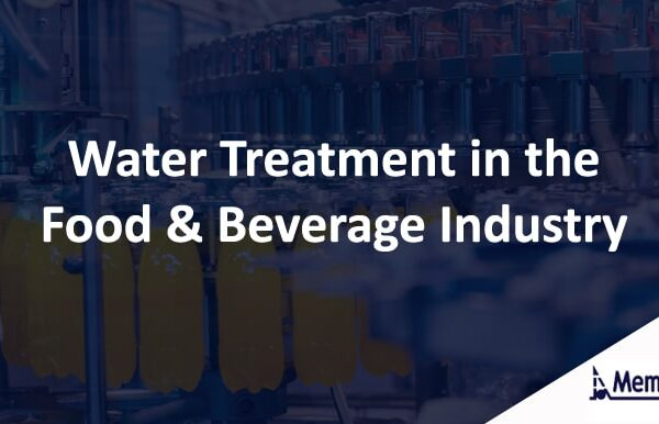 Food and Beverages Industry Water treatment